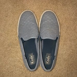 Keds slip on sneakers!
